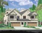 Duplex Plans | Plan D-432