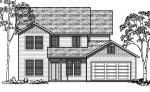 house plans,  home plans, duplex plans, row homes, multi-family house plans | Plan 10009WD