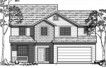 house plans,  home plans, duplex plans, row homes, multi-family house plans | Plan 10010WD