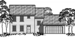 house plans,  home plans, duplex plans, row homes, multi-family house plans | Plan 9952