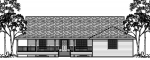 house plans,  home plans, duplex plans, row homes, multi-family house plans | Plan 10027