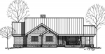 house plans,  home plans, duplex plans, row homes, multi-family house plans | Plan 9940