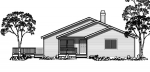 house plans,  home plans, duplex plans, row homes, multi-family house plans | Plan 9991